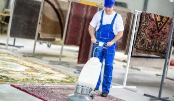 Reinigung von Teppichen in Nürnberg