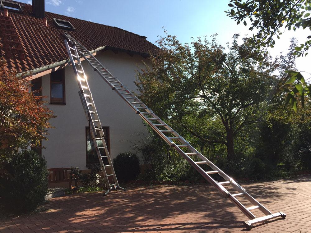 Dachfenster reinigen lassen vom profi dachfl chenfenster - Fensterrahmen putzen ...